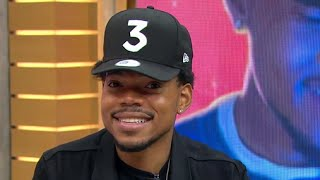 Chance the Rapper LIVE Interview on GMA