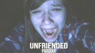 Unfriended   Official Trailer   (ELIMINAR AMIGO)   Giian Pa   Parodia #14
