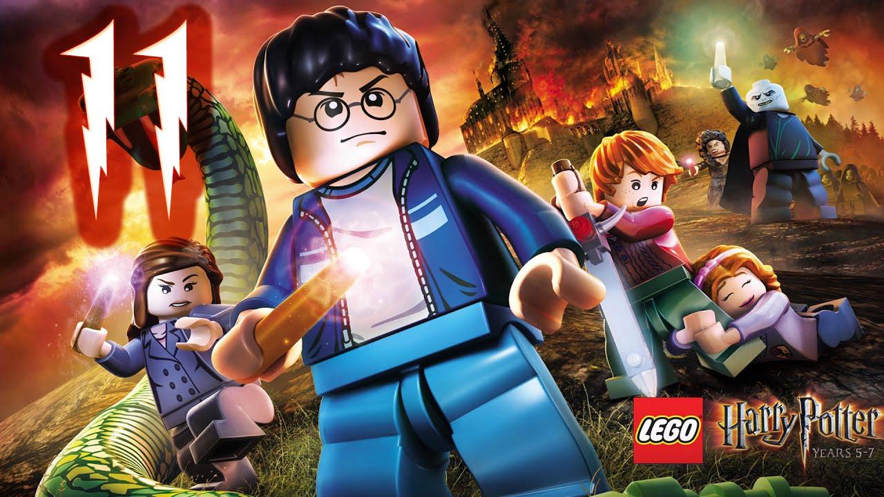Zagrajmy W Lego Harry Potter Lata 5 7 11 Wesele Youtube