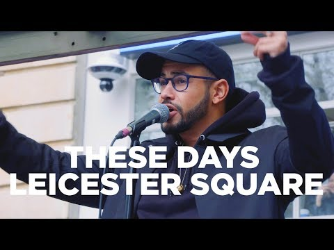 Rudimental Perform These Days  in Leicester Square