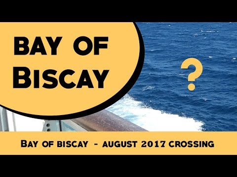 Bay of Biscay August 2017