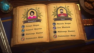 bloodyface vs. Viper – Group D Initial – HCT World Championship 2019