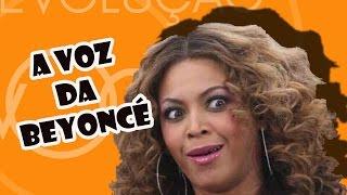 Análise da voz da Beyoncé