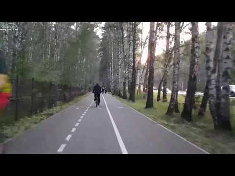видео: Парк Гагарина. Тюмень.