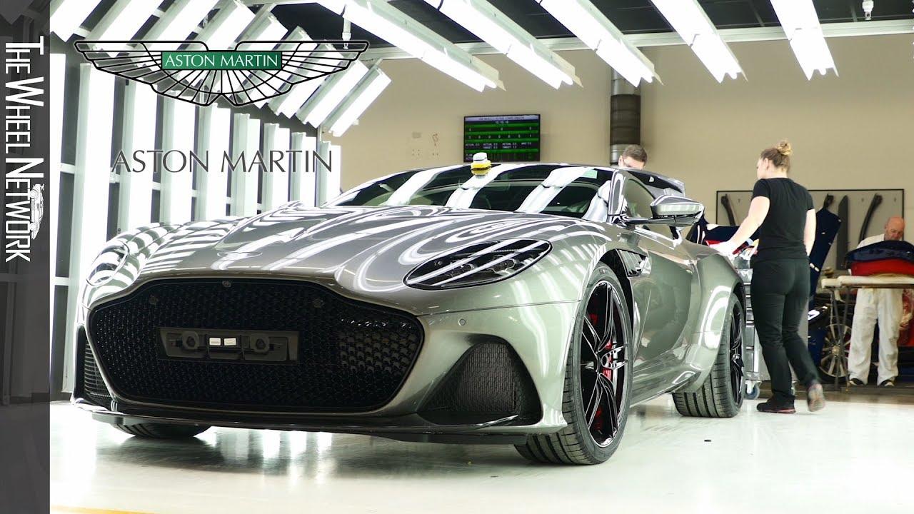 Aston Martin Factory Tour Youtube