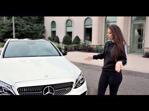 Тест-драйв от МИЛАНЫЧА. Mercedes C43 AMG (Тест-драйв от ДЕВУШКИ)