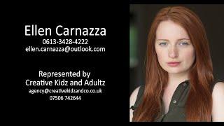 Ellen Carnazza for Do Or Die Studios CastMeComp