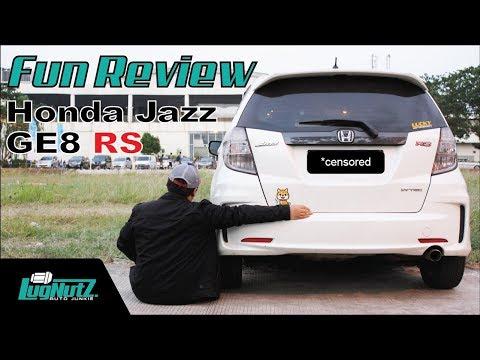 Honda Jazz RS GE8 FUN REVIEW - Mobil Ideal Mahasiswa? | LUGNUTZ Indonesia