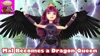 Mal Becomes a Dragon Queen - Part 42 - Descendants in Avalor Disney