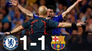 Chelsea barcelona 1-1 champions league 2008/09 comment, like, subscribe although had achieved a goalless draw at the camp nou, went into th...
