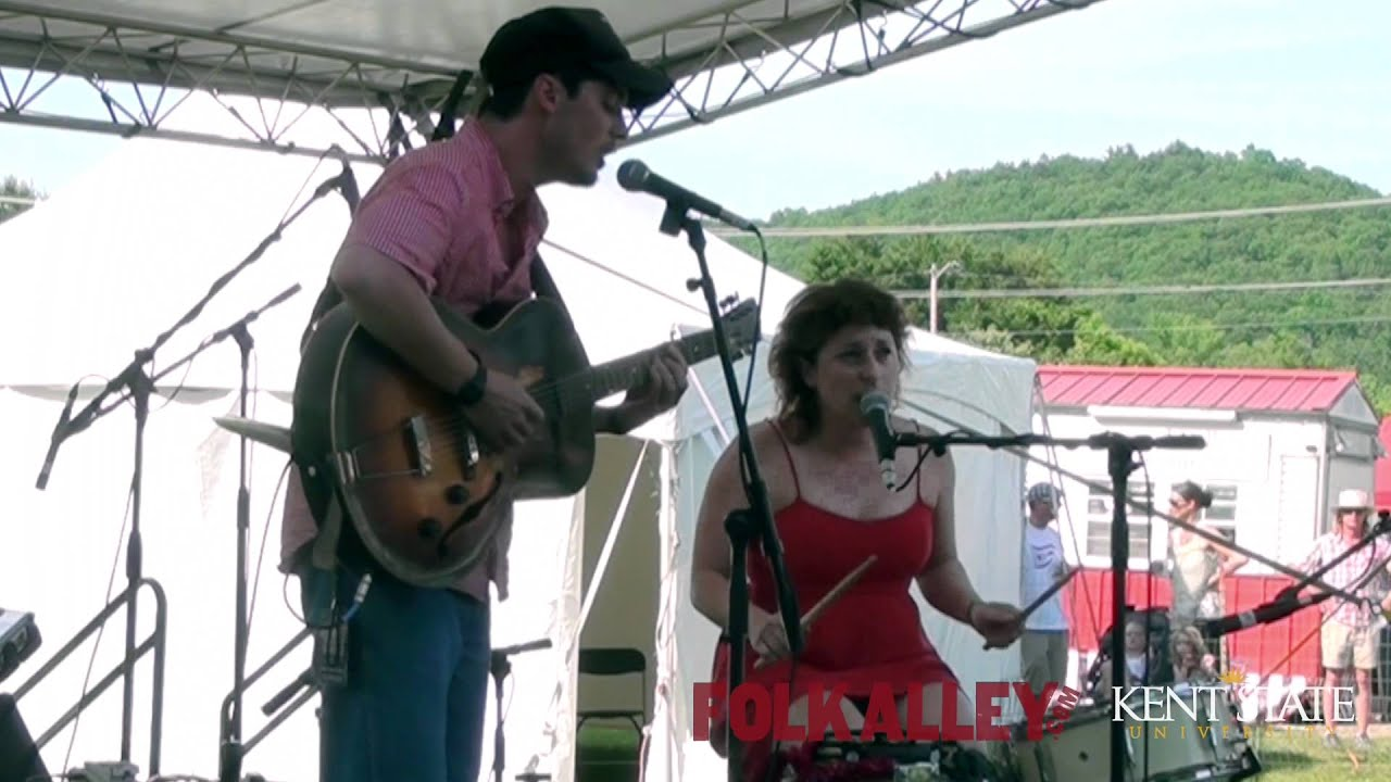Folk Alley Live Recording - Shovels & Rope (Nelsonville Music Festival 2012)