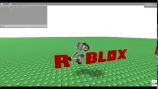 I'M A ROBLOX LOGO!!!