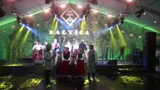 "00094 ""Baltica 2018"" noslēguma SAULGRIEŽU NAKTS"