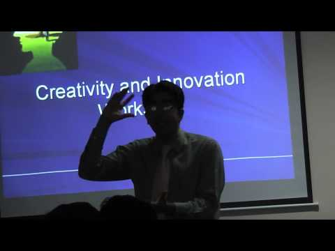 Myths of Creativity.- Creativity / Innovation Workshop