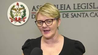 Pacto Estadual Maria da Penha repercute em plenário