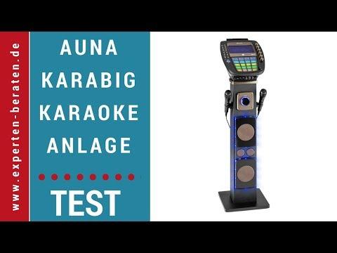 ☑ Die Beste Karaoke Anlage?  ►  Bluetooth Karaoke Anlage KaraBig Von Auna ► Test