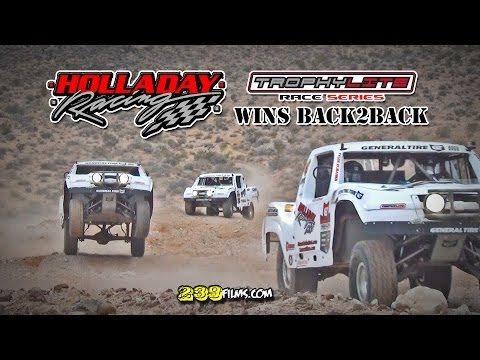 2013 Holladay Racing TrophyLite Highlight Video