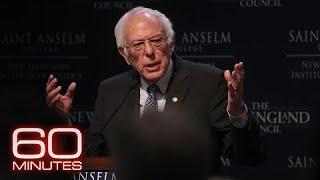 Bernie Sanders calls Donald Trump a liar and explains democratic socialism