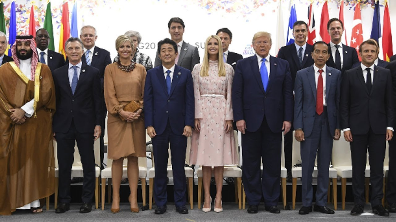 G20: Trump's 'America First' Policies Reflect the Limits of
