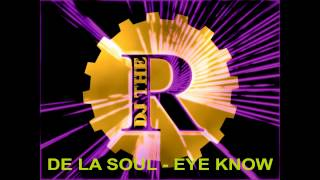 De La Soul - Eye know (the know it all mix) 1989