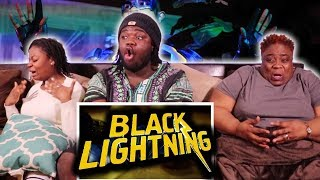 Black Lightning Season 1 Episode 10 : FAMILY REACTION!