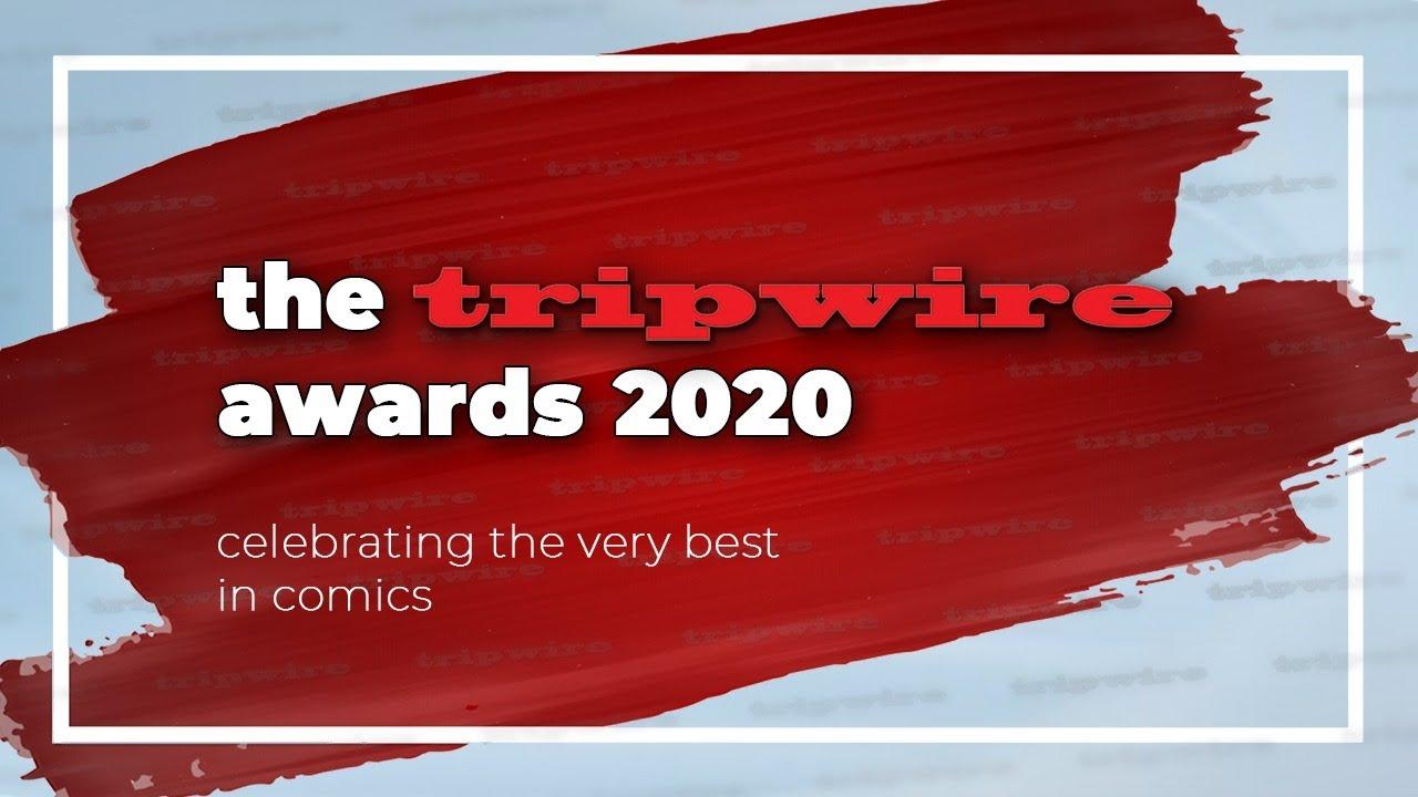 Tripwire Awards 2020: All The Winners – COMICON