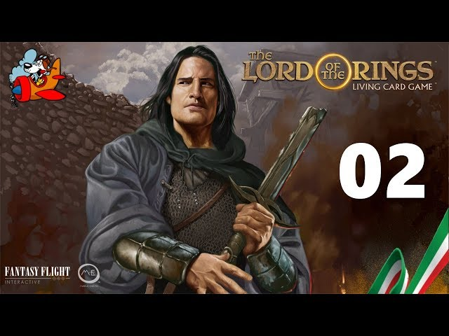 The Lord of the Rings Living Card Game [ITA] 02