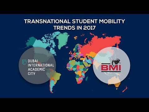 Transnational Student Mobility Trends 2017
