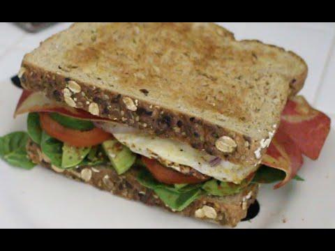 Breakfast Sandwich | Vegetarian