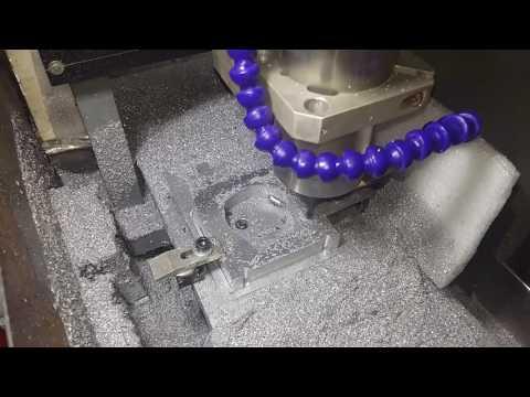 CKD project - Diy spindle mount (part 2)