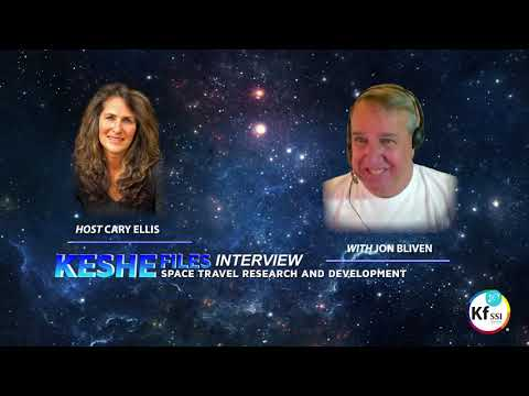 Space Travel R&D with Jon Bliven of Keshe Arizona - Interview with host Cary Ellis