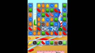 Candy Crush Saga Level 451 iPhone No Boosts