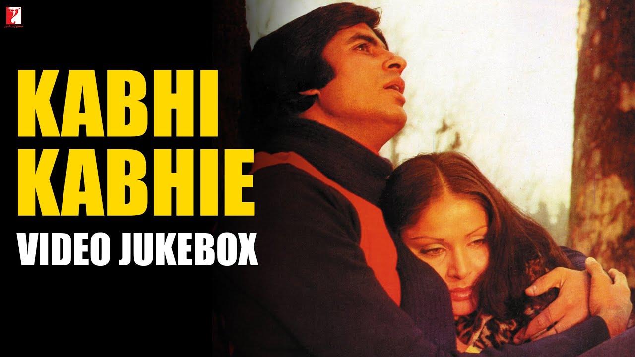 Kabhi Kabhie | Video Jukebox | Amitabh, Shashi, Rakhee, Rishi, Neetu | Khayyam | Sahir Ludhianvi