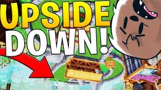 UPSIDE DOWN GOLF IT CUSTOM MAP
