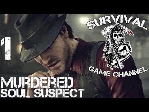 Murdered Soul Suspect Прохождение На Русском #1 — ПРИЗРАЧНЫЙ ДЕТЕКТИВ