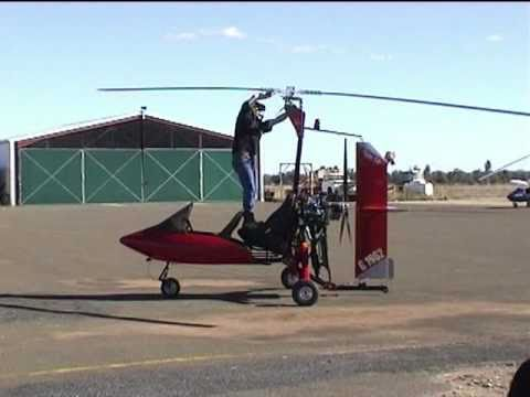 Download Echo and his Rotor Ute Gyroplane ASRA Nationals Forbes 2003 Part 2.mp4