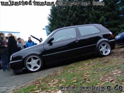 vw golf iii tuning youtube. Black Bedroom Furniture Sets. Home Design Ideas