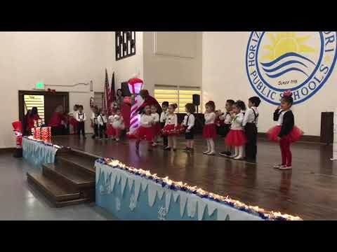 Horizon Montessori I - Christmas Concert 2018