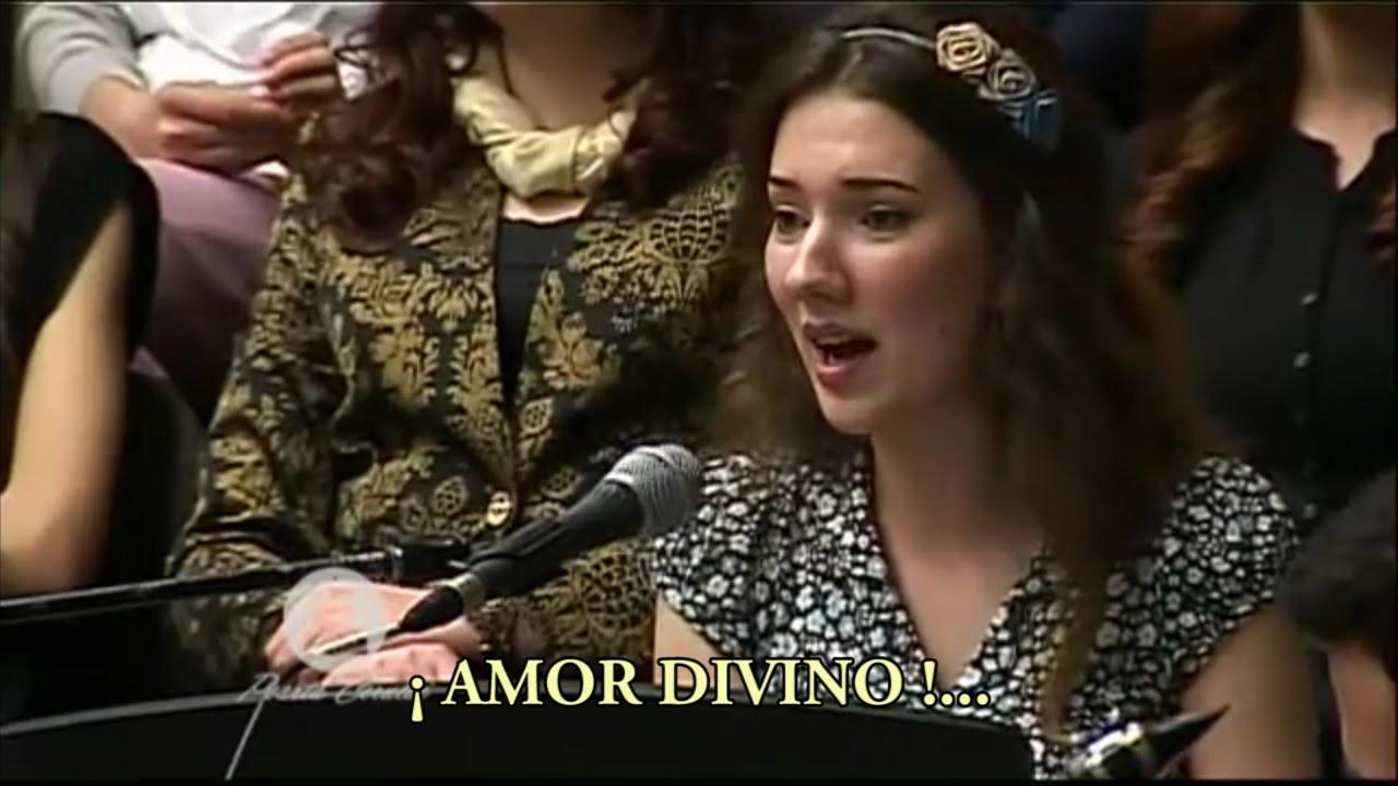CÁNTICO DEL ALMA - Amalia Preda