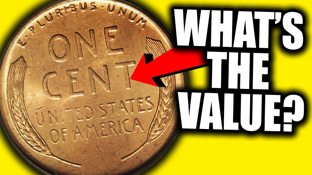 Old Wheat Pennies SELL for BIG MONEY!! Which pennies are worth money?