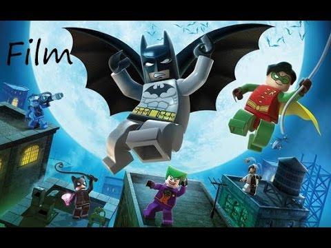 LEGO Batman l Film complet Français (cinématique du jeux)