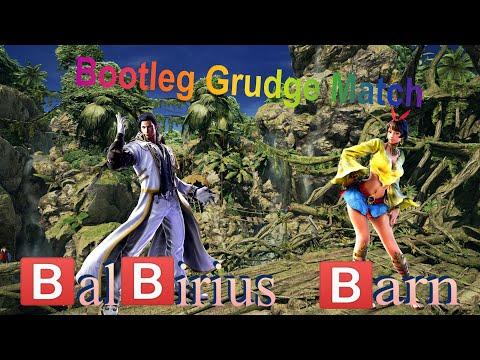 Tekken Portugal presents: Bootleg Grudge Match #4 - Valkirius x Rarn