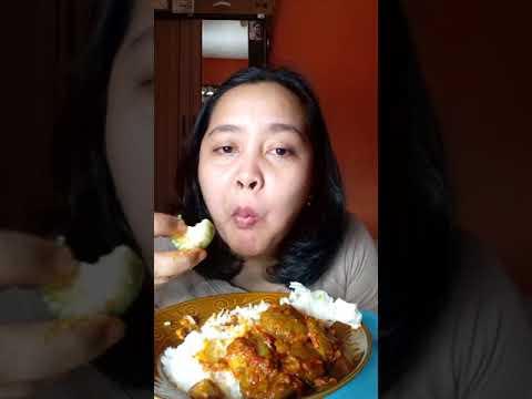 Makan sama jengkol balado ASMR