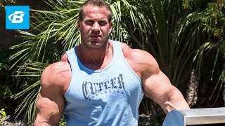 Eat Large | Jay Cutler Living Large | Mass-Building Workouts, Training Tips, Nutrition Plan | Ep 3