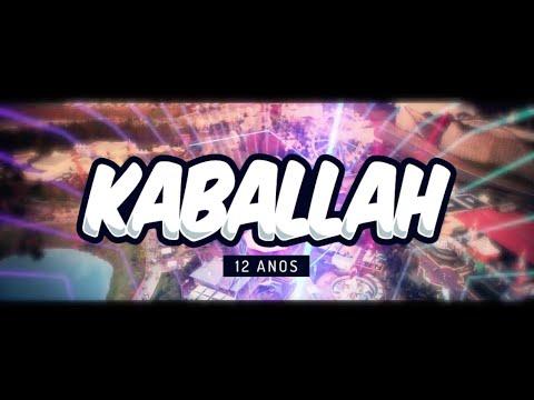 Kaballah Festival 12 Anos - Hopi Hari