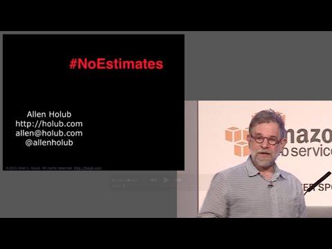 #NoEstimates (Allen Holub)