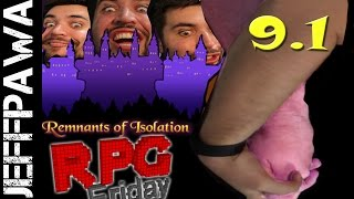 RPG Friday 9.1 | Remnants of isolation | Magic is not for everyone, consult your doc first!