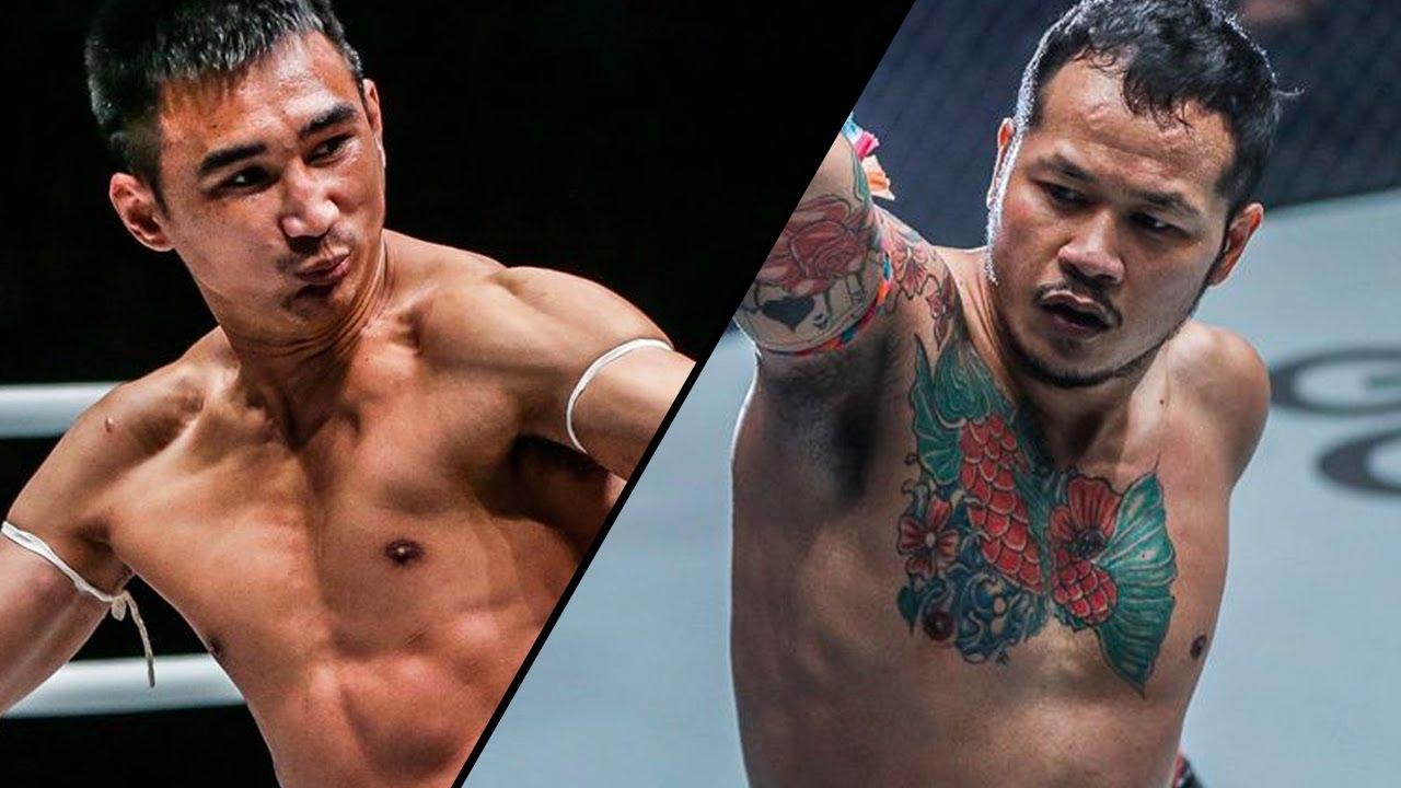 All Petchmorakot & Yodsanklai Knockouts In ONE Championship