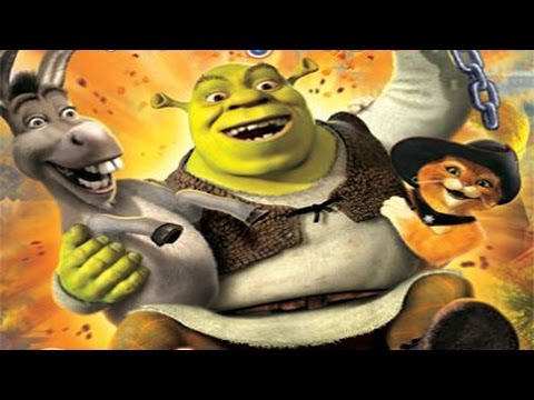 ▻ Shrek 2 - The Movie   All Cutscenes (Full Walkthrough HD