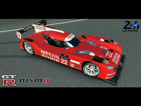 Real Racing 3 | Front Wheel Drive GT-R, The 2015 Nissan GT-R LM Nismo Testing 8 Laps Of Le Mans